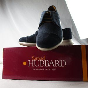 Samuel Hubbard Women's Freedom Now Blue Shoes #636